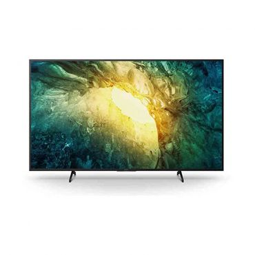 "Sony 4K Android Tv 65"" KD-65X8000H"