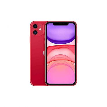 Apple iPhone 11 Mobile 128Gb Red